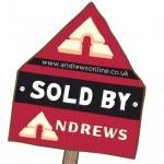 Listing logo of Andrews Estate Agents